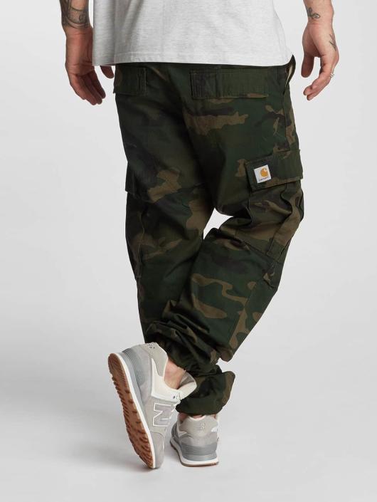 Carhartt WIP Cargo pants Columbia Regular Fit Cargo camouflage