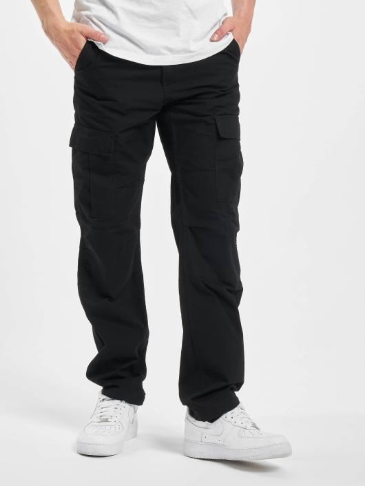 Carhartt WIP Chino bukser Aviation svart