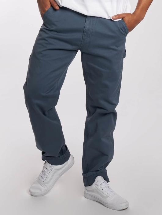 Carhartt WIP Chino pants WIP Millington Ruck Single Knee Regular Tapered Fit blue