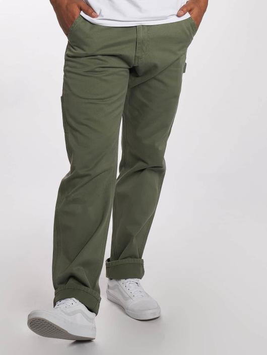 Carhartt WIP Chino pants WIP Millington Ruck Single Knee Regular Tapered Fit green