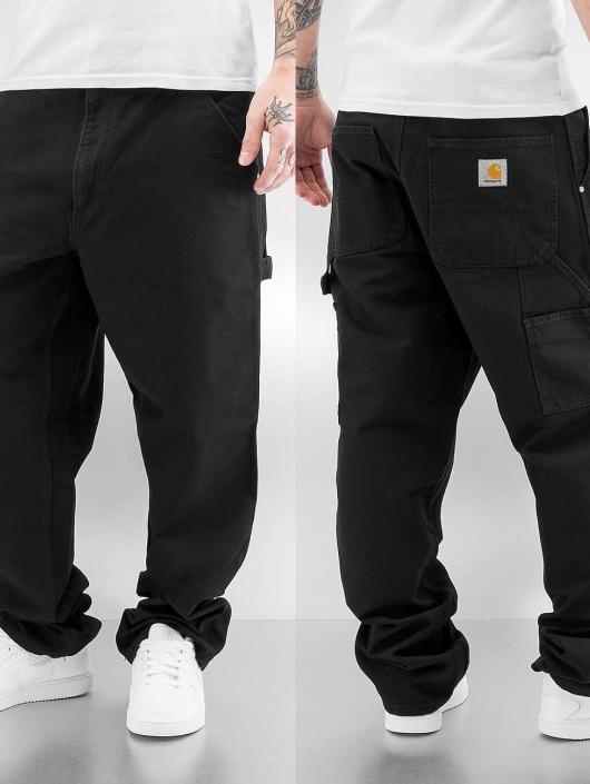 Carhartt WIP Chino Turner Single Knee schwarz