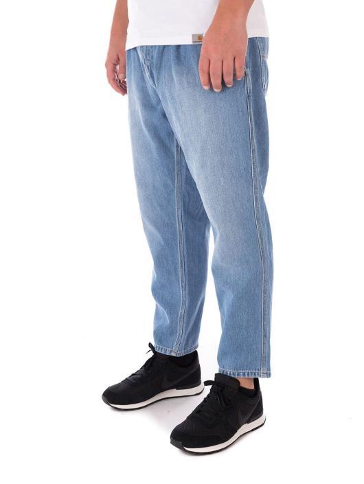 Carhartt WIP Jogginghose Abbott blau