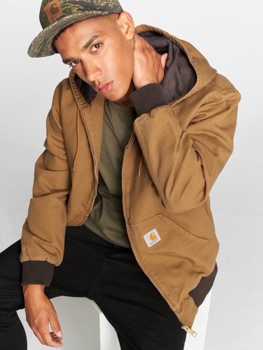 Carhartt WIP Lightweight Jacket WIP Dearborn Active brown