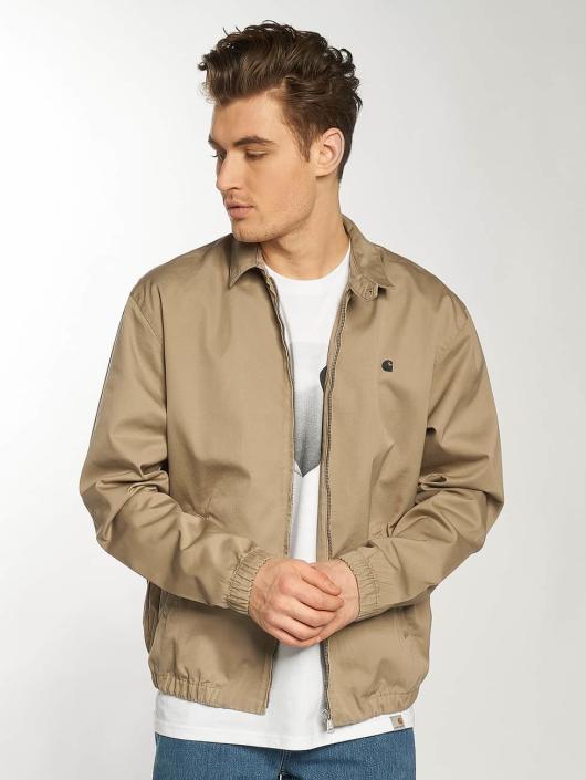 Carhartt WIP Lightweight Jacket Questa Madison brown