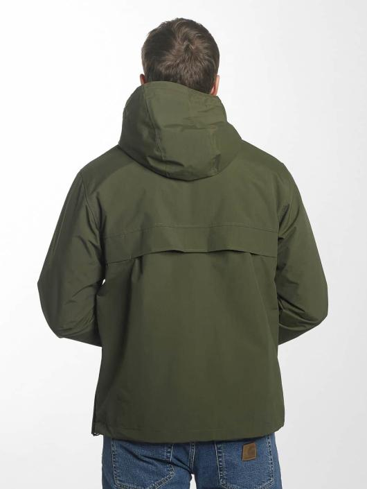Carhartt WIP Lightweight Jacket Supplex Nimbus green