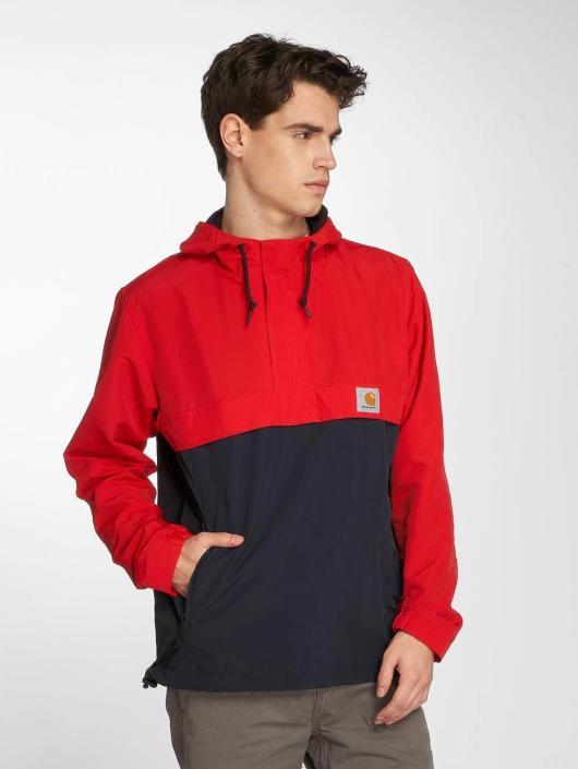 Carhartt WIP Lightweight Jacket Nimbus Two Tone Nylon Taslon red