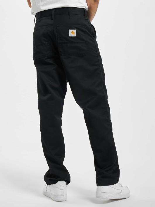 Carhartt WIP Loose Fit Denison Twill Simple èierna
