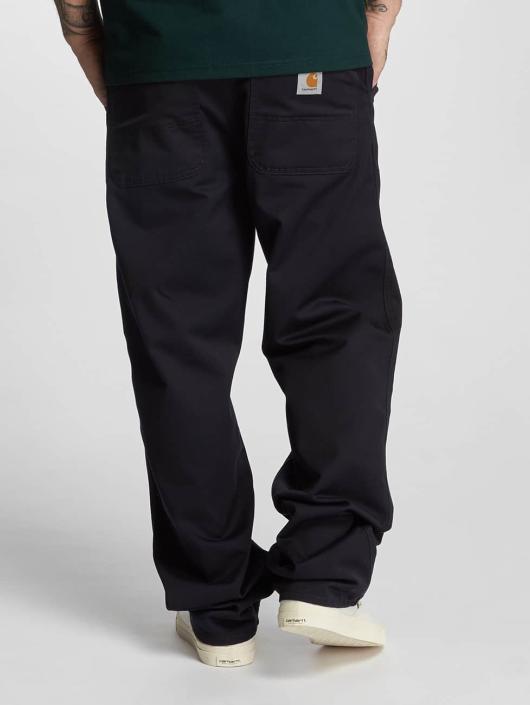 Carhartt WIP Loose Fit Jeans Denison Twilll Simple blau