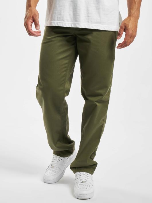 Carhartt WIP Loose Fit Jeans Denison grün