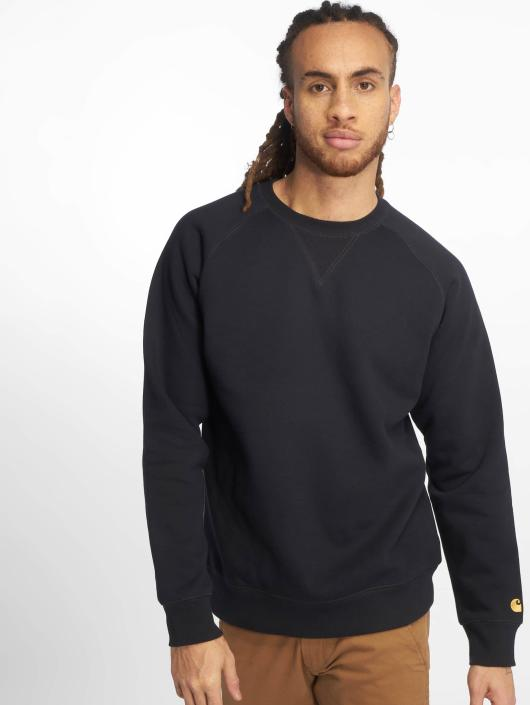 Carhartt WIP Pullover Chase blau