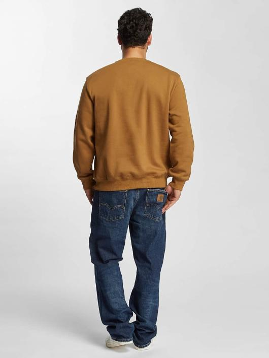 Carhartt WIP Pullover frequenzy brown