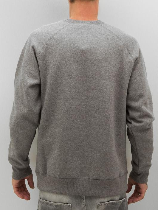 Carhartt WIP Chase Sweatshirt Dark Grey HeatherGolden
