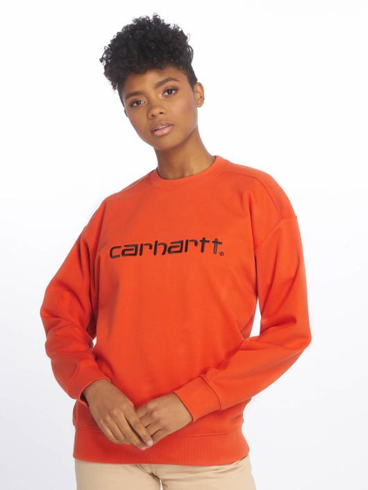 Carhartt WIP Pullover Basic orange