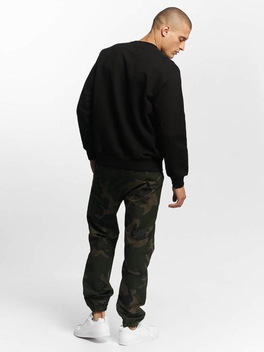 Carhartt WIP Pullover frequenzy schwarz