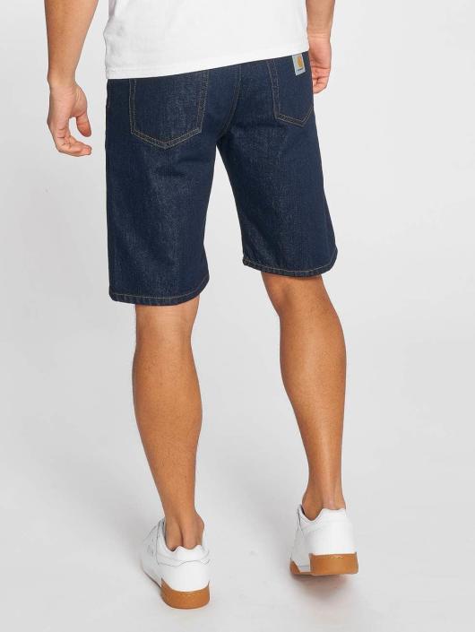 Carhartt WIP Shorts Milton Pontiac blau