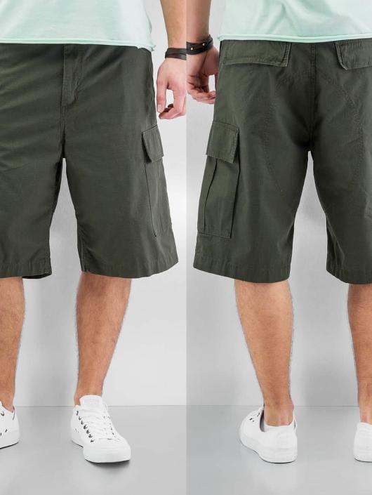 Carhartt WIP Shorts Columbia Ripstop olive