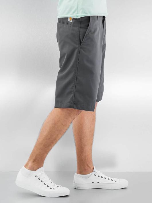 Carhartt WIP Shorts Dunmore Presenter schwarz