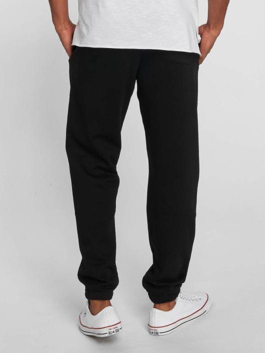Carhartt WIP Spodnie do joggingu Chase Cotton/Polyester Heavy Sweat czarny