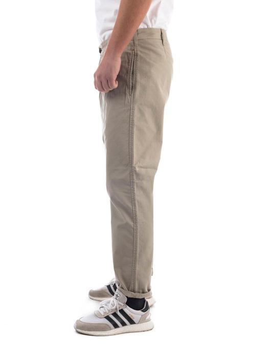 Carhartt WIP Spodnie wizytowe Gerald bezowy