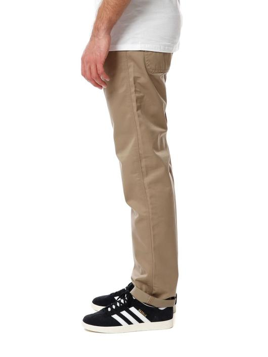 Carhartt WIP Spodnie wizytowe Skill bezowy