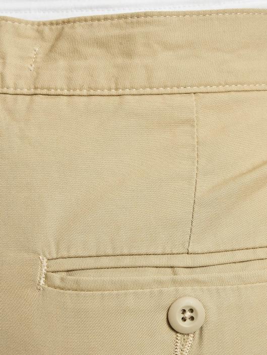 Carhartt WIP Spodnie wizytowe Wip W`pullman brazowy
