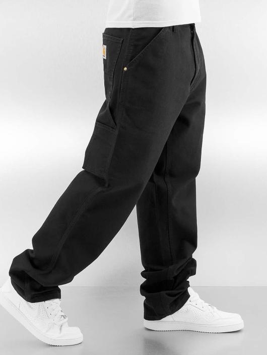 Carhartt WIP Spodnie wizytowe Turner Single Knee czarny