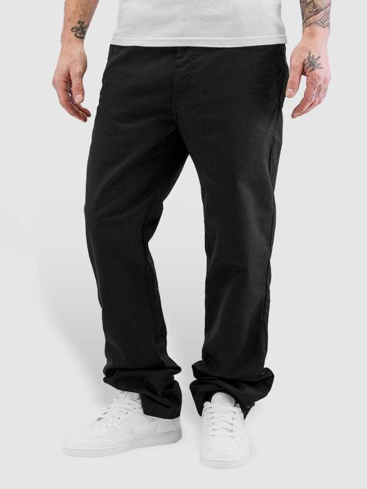 Carhartt WIP Spodnie wizytowe Dunmore czarny