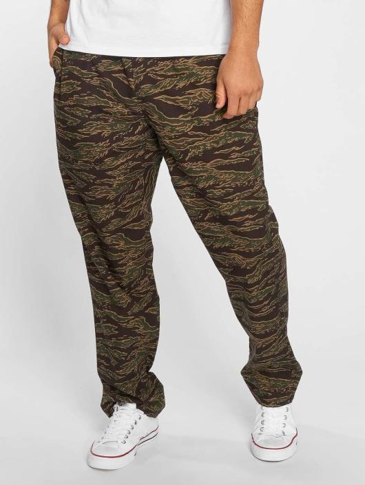 Carhartt WIP Spodnie wizytowe Colton Clip moro