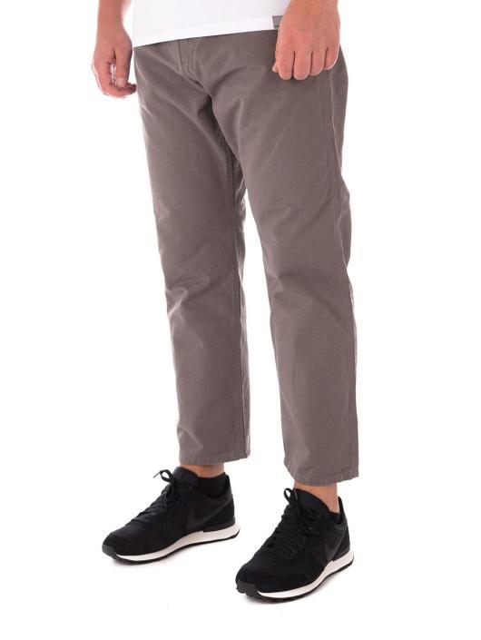 Carhartt WIP Spodnie wizytowe I024908716 szary
