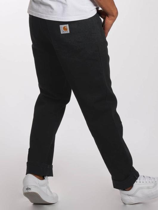 Carhartt WIP Straight Fit Jeans Maitland Newel Relaxed Tapered Fit black