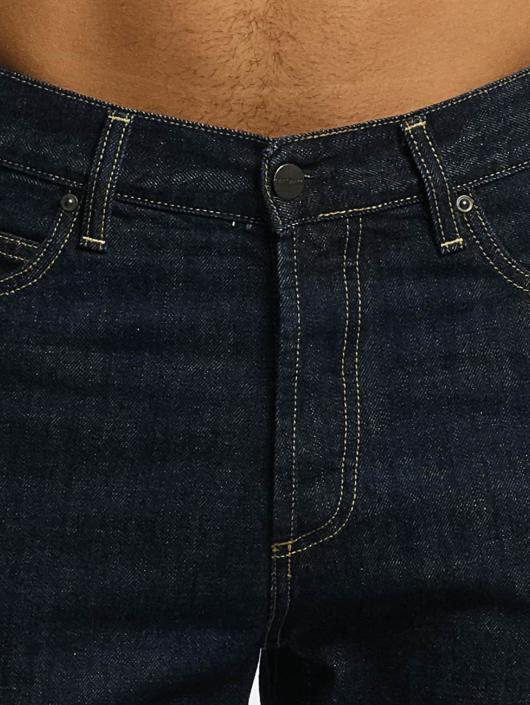 Carhartt WIP Straight Fit Jeans Edgewood blau
