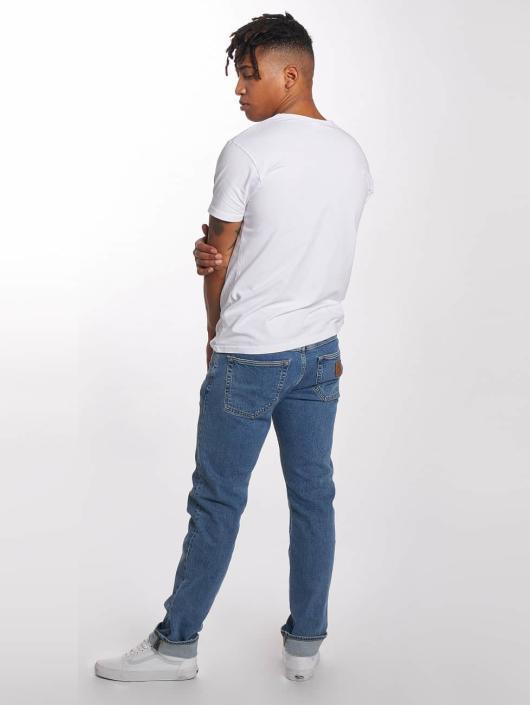 Carhartt WIP Straight Fit Jeans Milton Newel blue