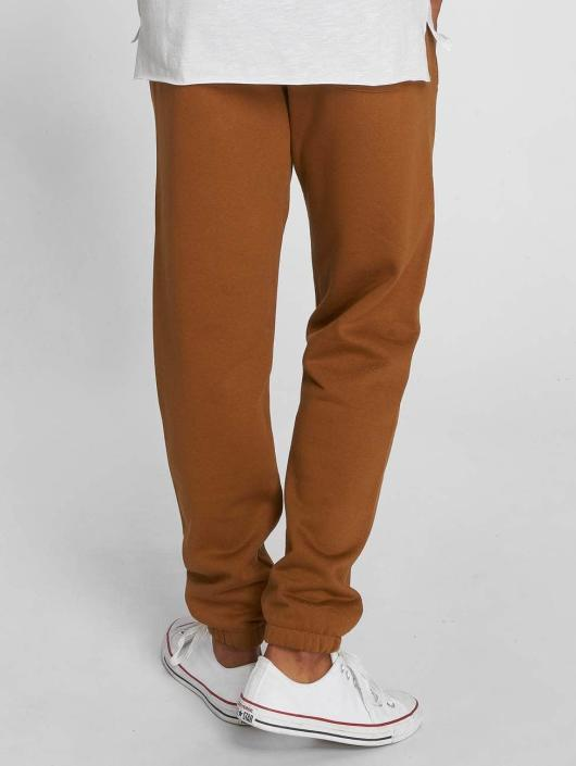 Carhartt WIP Sweat Pant Chase Cotton/Polyester Heavy Sweat brown