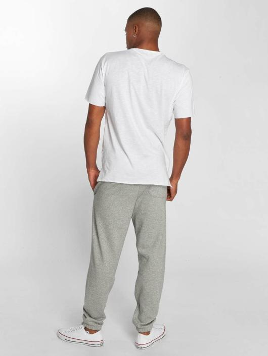 Carhartt WIP Sweat Pant Chase Cotton/Polyester Heavy Sweat gray