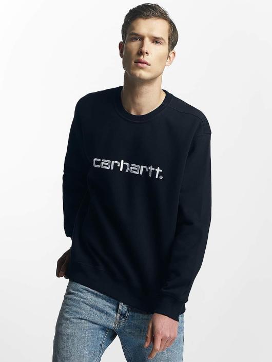 Carhartt WIP Swetry WIP Sweatshirt niebieski
