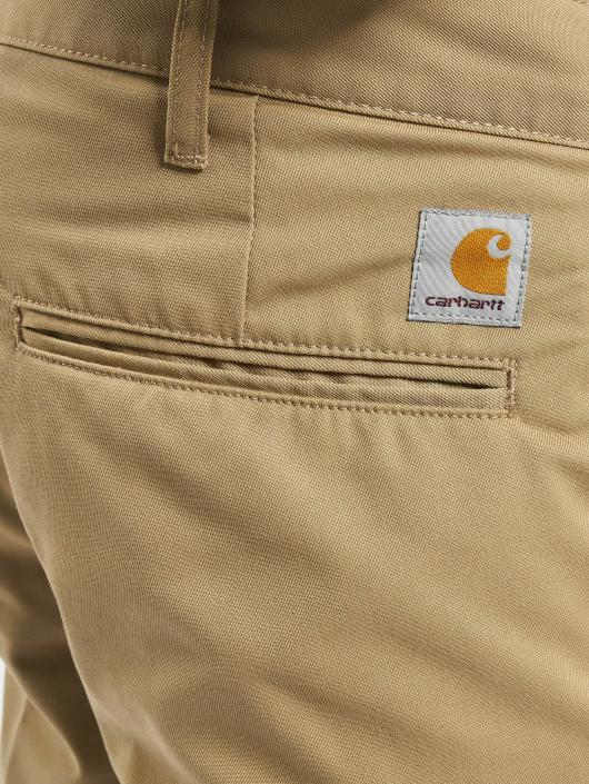 Carhartt WIP Szorty Presenter bezowy