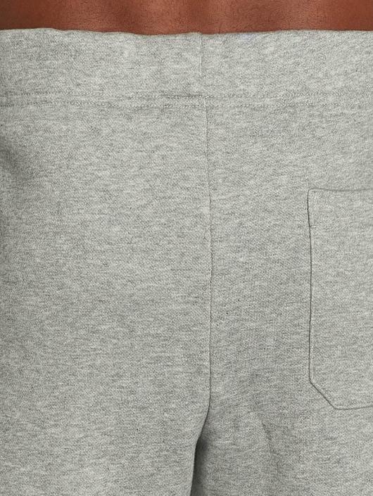 Carhartt WIP Szorty Chase Cotton/Polyester Heavy Sweat Shorts szary