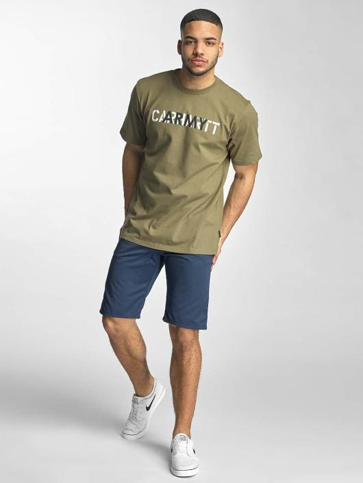 Carhartt WIP T-Shirt S/S CA Training green
