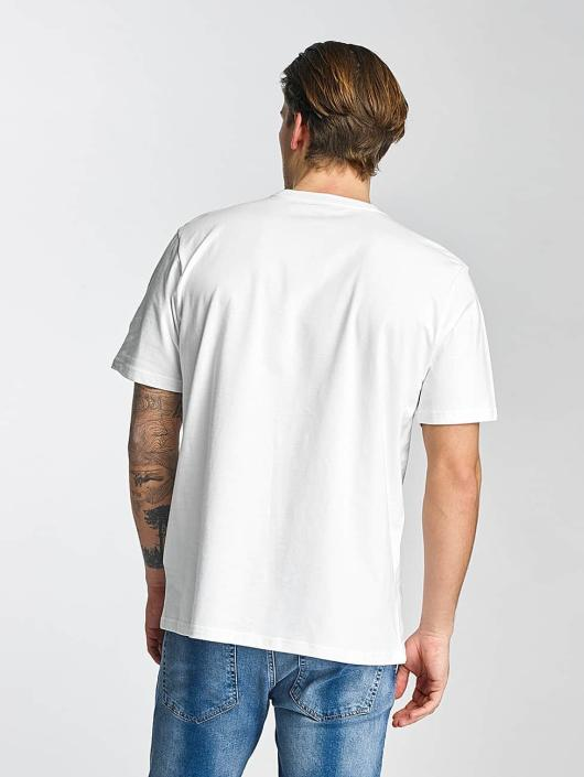 Carhartt WIP T-Shirt Work is Over! white