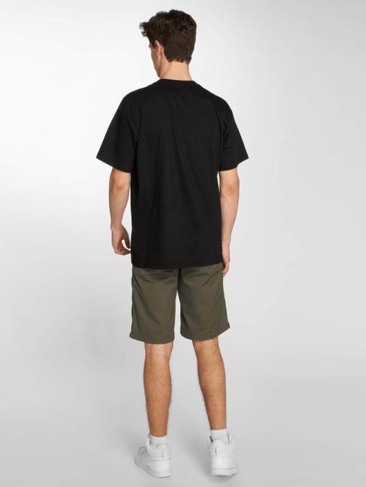 Carhartt WIP T-Shirty Shooting Cotton Loose Fit czarny