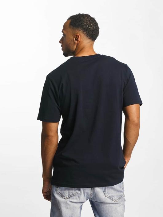 Carhartt WIP T-Shirty Script niebieski