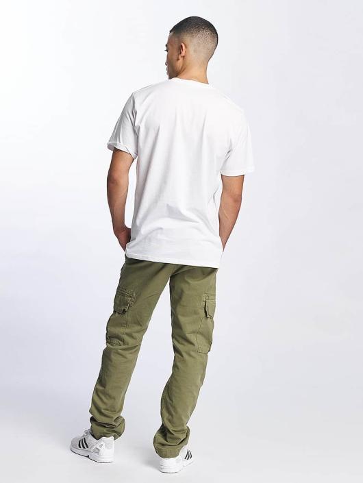 Carhartt WIP T-skjorter Script hvit