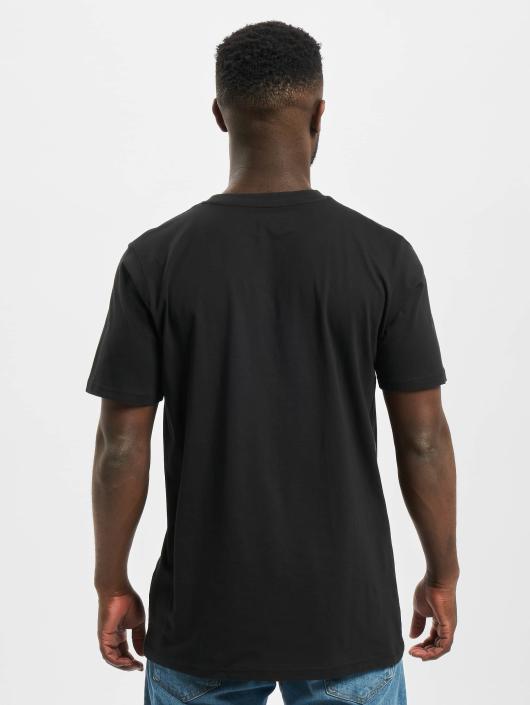 Carhartt WIP T-skjorter Standard Crew Neck svart