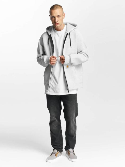 Carhartt WIP Transitional Jackets Car-Lux Hooded grå