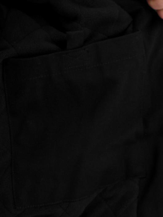 Carhartt WIP Zimné bundy Dearborn Canvas Active èierna