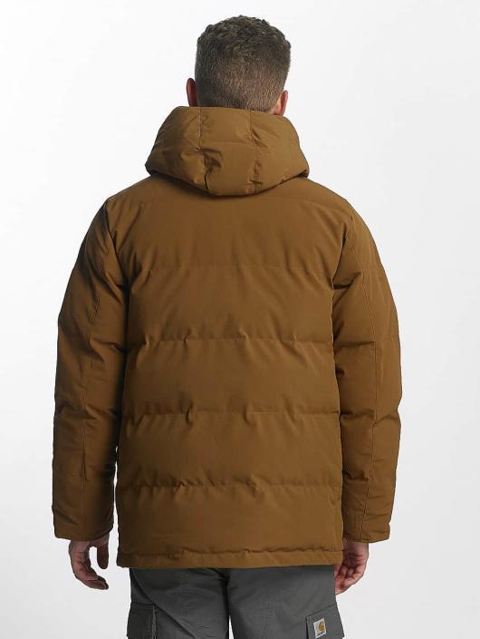 Carhartt WIP Zimné bundy Alpine Coat hnedá