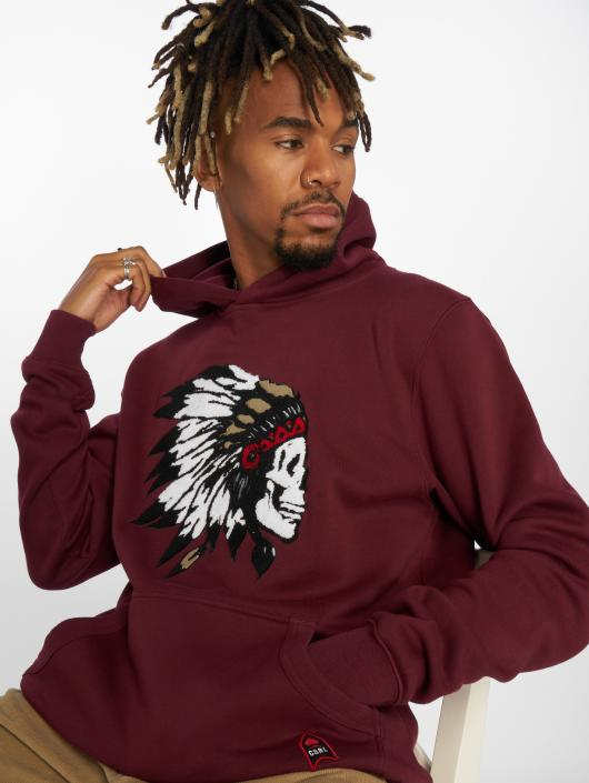 Cayler & Sons Hoodie Csbl Patched red