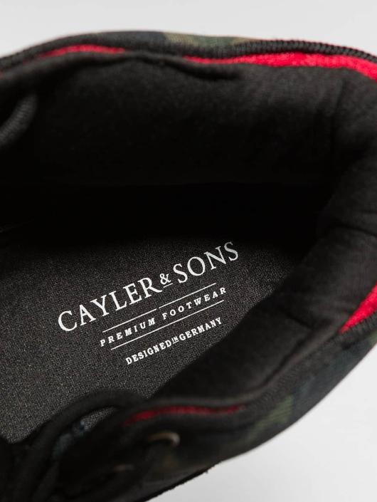 Cayler & Sons Kozaki Siggi Smallz czarny