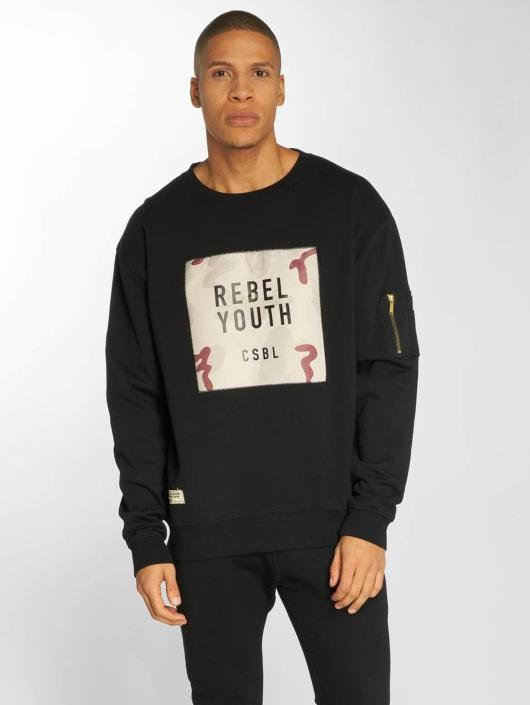 Cayler & Sons Swetry CSBL Rebel Youth czarny