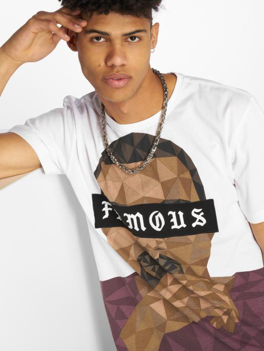 Cayler & Sons T-Shirt C&s Wl Drop Out Tee blanc